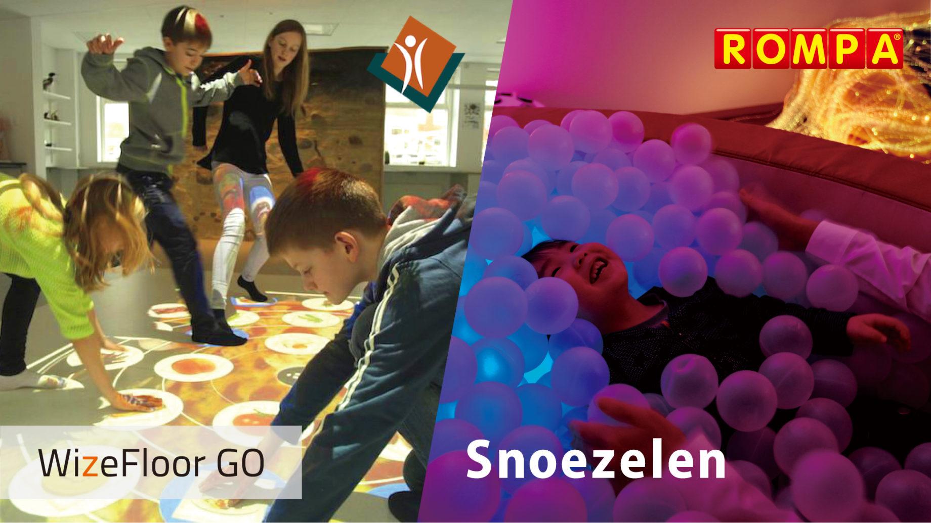 「Wize Floor Go」「スヌーズレン」の体験イベントを開催いたします!